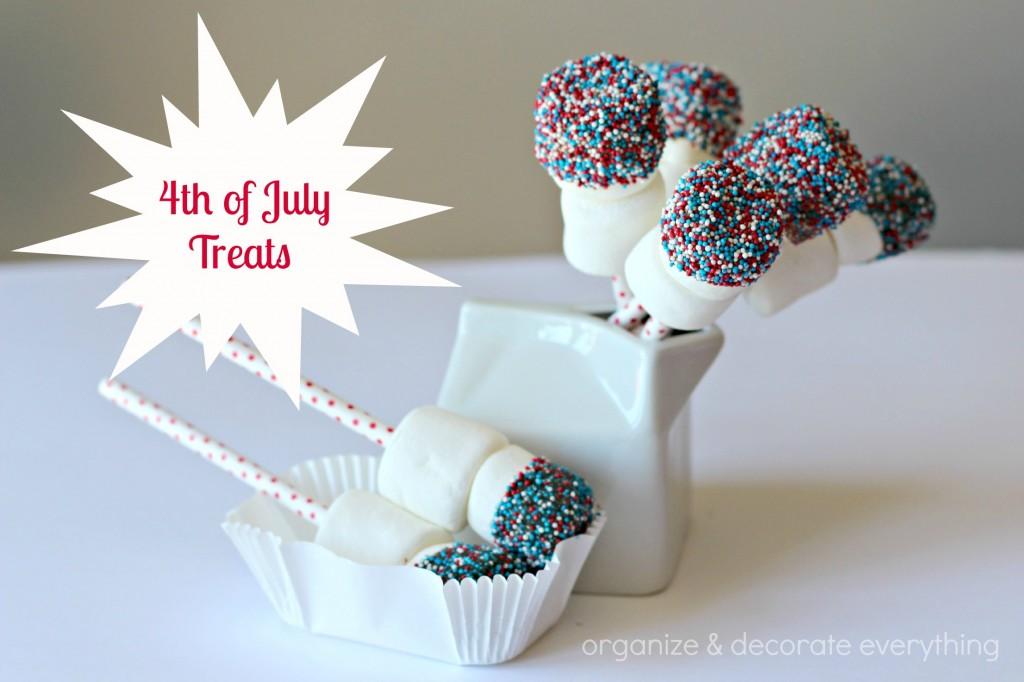 4th of July treats 7.1