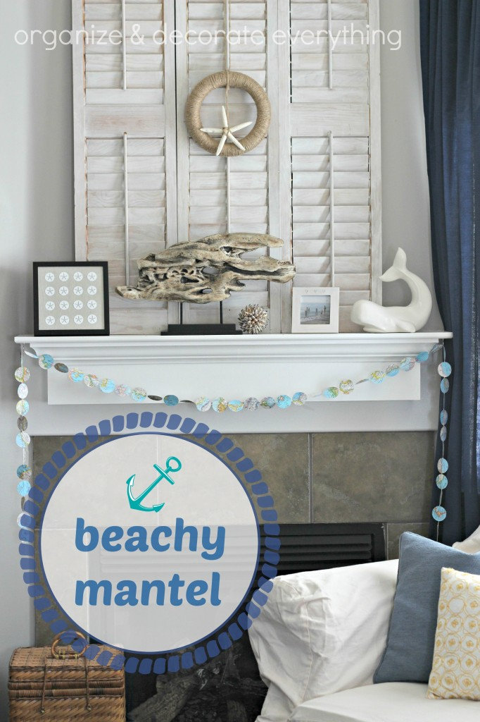 Beachy mantel 2.2