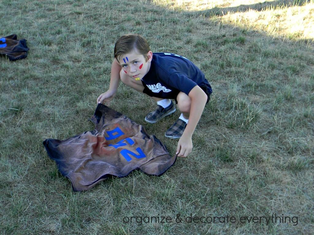 Bleach Sprayed Shirts 11.1