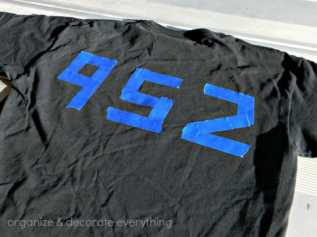 Bleach Sprayed Shirts 9.1