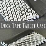 Duck Tape Tablet Case