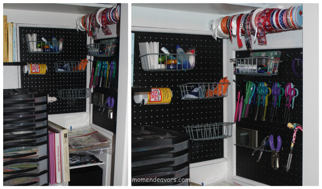 Peg board Craft-Room-Peg-Board-Storage