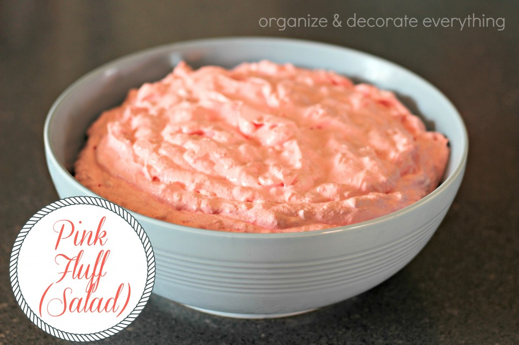 Pink Fluff (Salad) 2