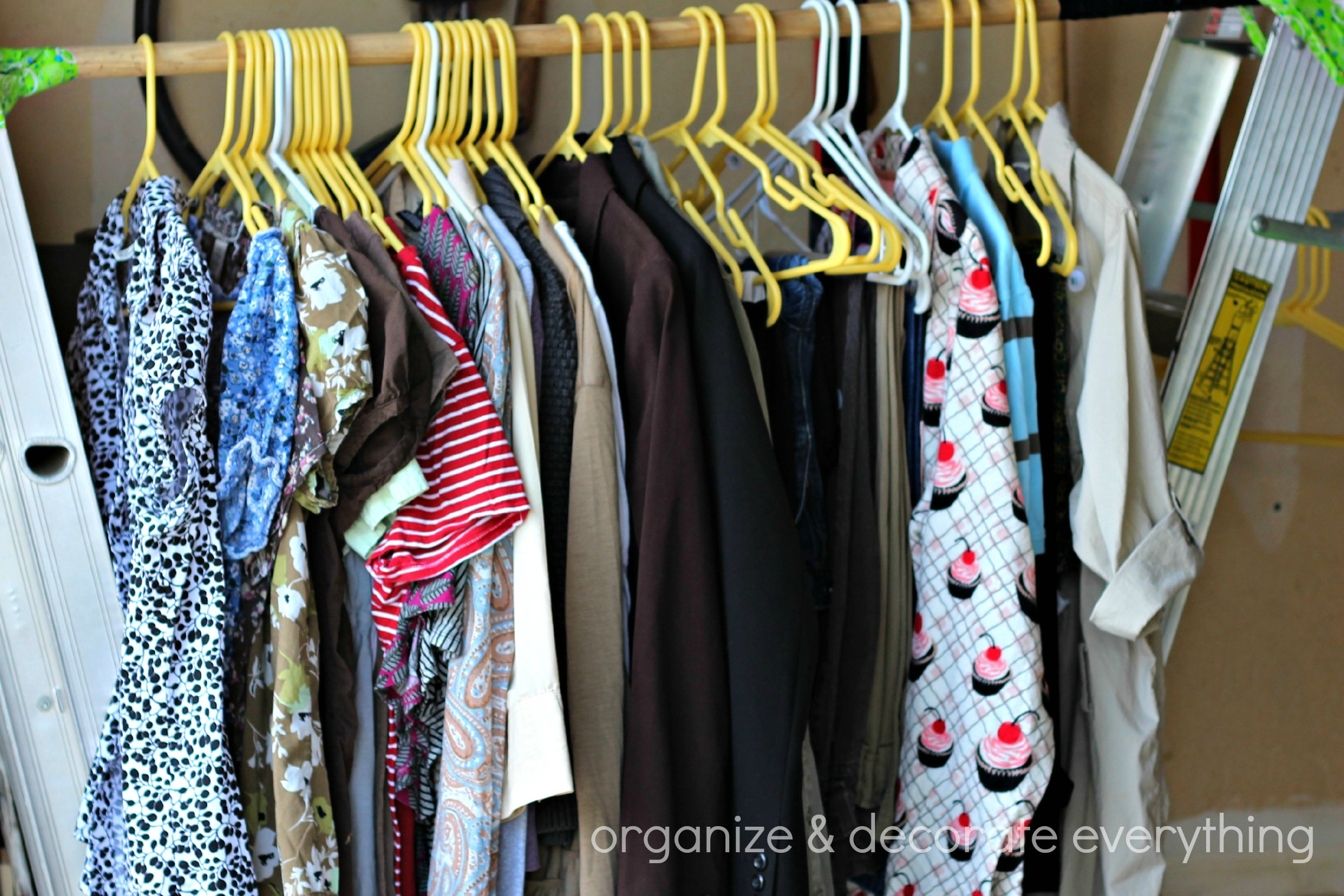 Diy Clothing Rack Ideas Lovequilts