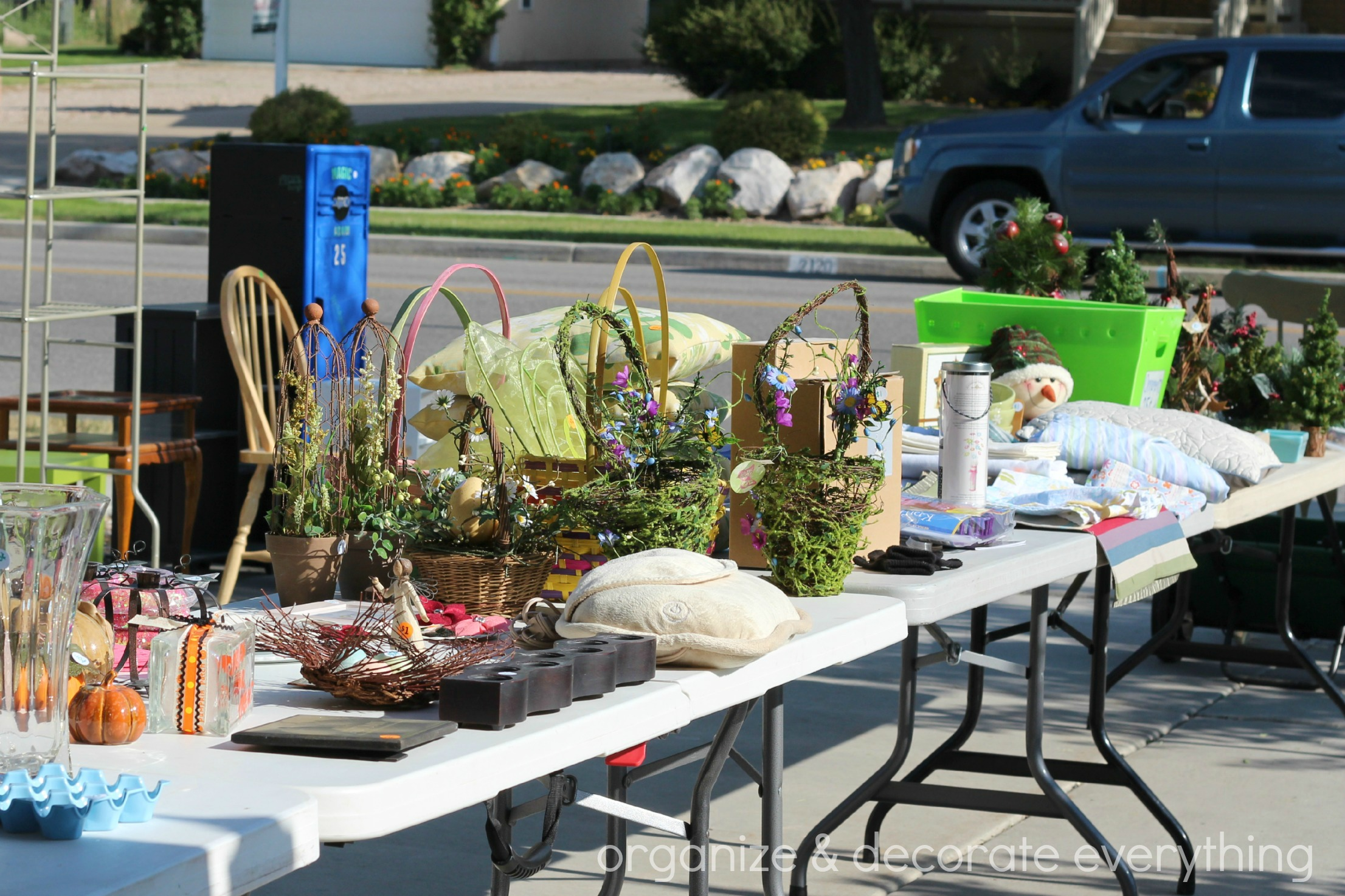 10 tips for a successful yard sale organize and decorate for 6 car garage for sale