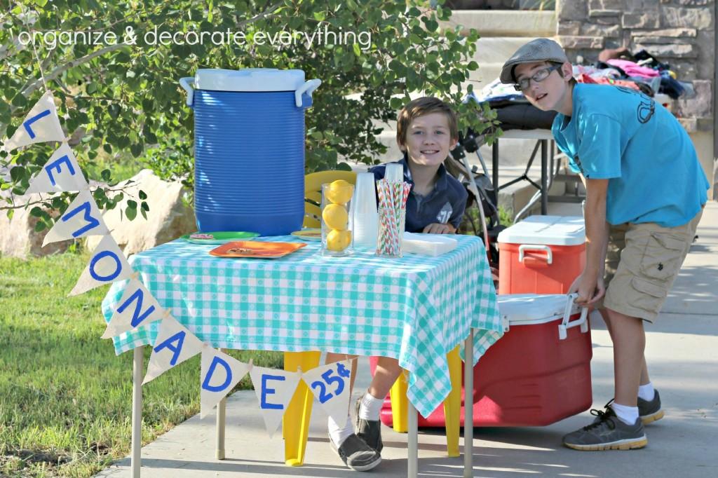 lemonade stand 8.1