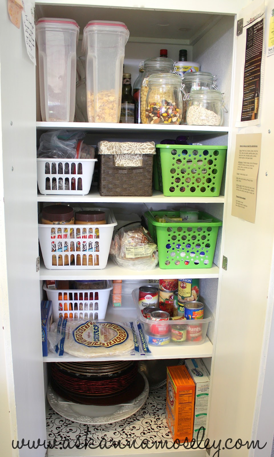 Pantry organization round up organize and decorate everything - Very small kitchen storage ideas ...