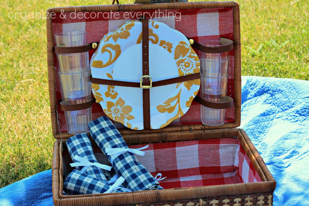 picnic utensil carrier 10.1