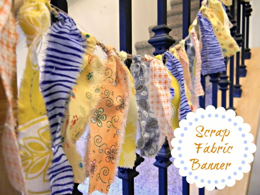 scrap fabric banner 1