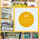 Pantry Organization Round-Up