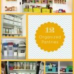 Pantry Organization Round-Up