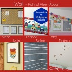 August Point of View Link Party – Walls