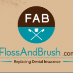 Floss and Brush #FABsmile Giveaway and a Project