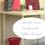 Get the Dorm Ready with Dollar General