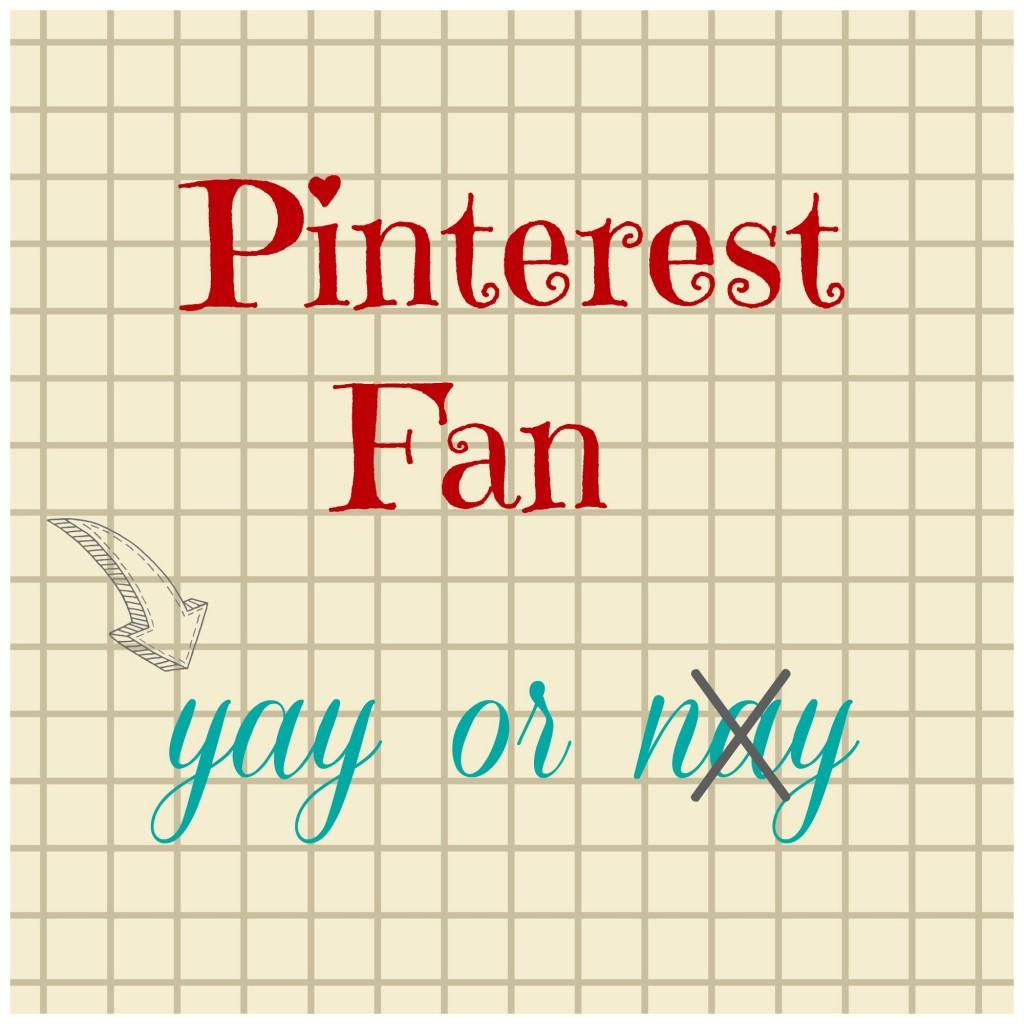 pinterest fan