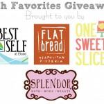 Utah Favorites Prize Package Giveaway