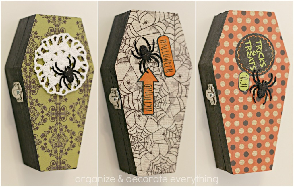 Coffin Treat Boxes 10