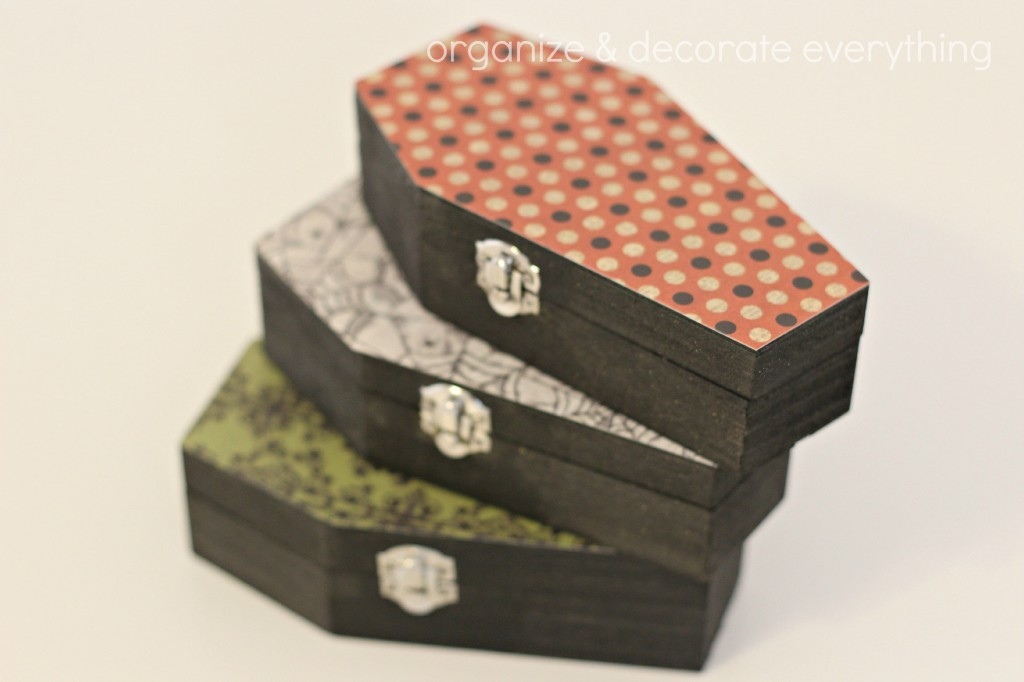 Coffin Treat Boxes 5.1