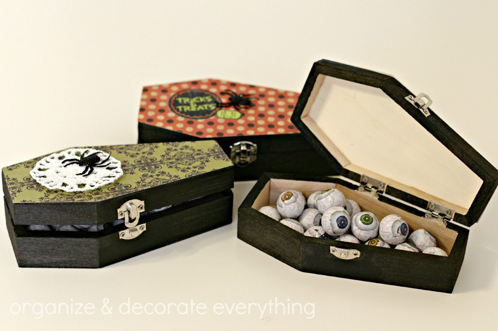 Coffin Treat Boxes 9.1