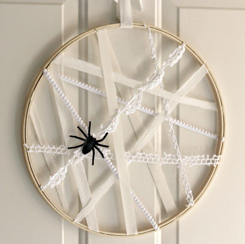 Spider Web Hoop 3