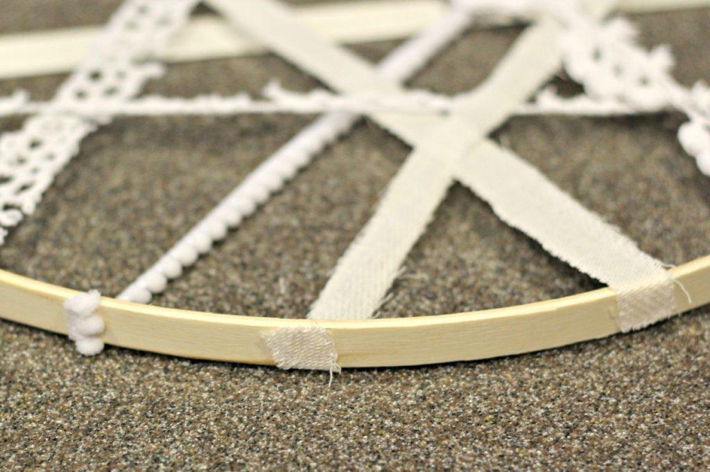Spider Web Hoop 5