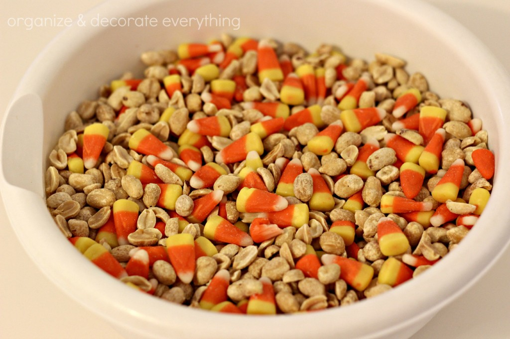 candy corn and peanuts 3.1