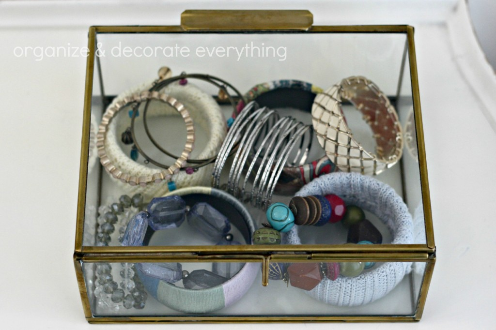 glass and brass boxes 4.1