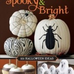 Country Living Spooky & Bright: 101 Halloween Ideas Book Review and Giveaway