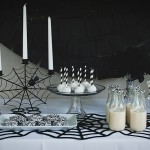Black & White Halloween Party – Party Contributor