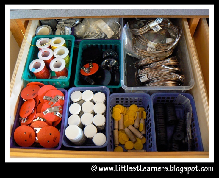 class room drawer