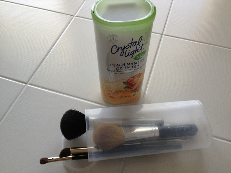 crystal light make up