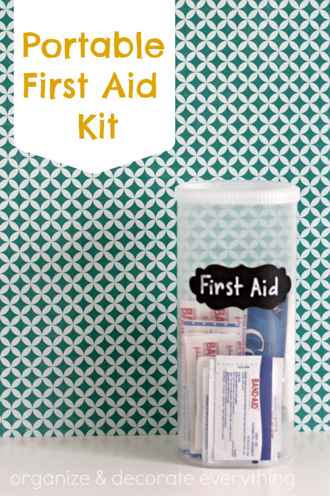 first aid kit 5.1