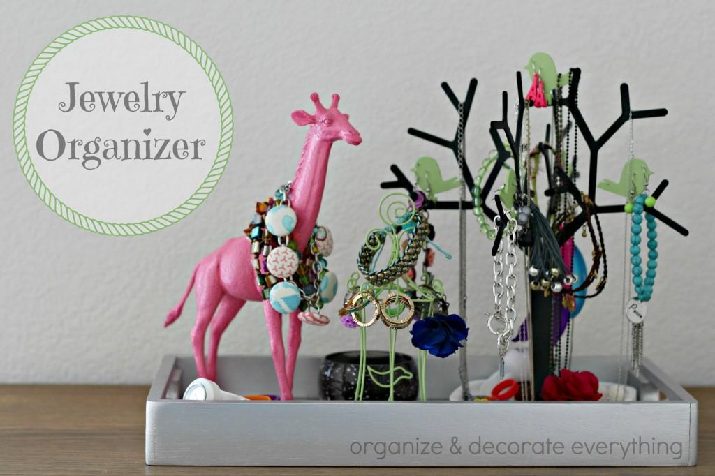 jewelry organizer .1