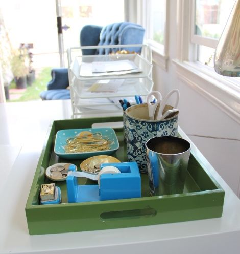 tray office