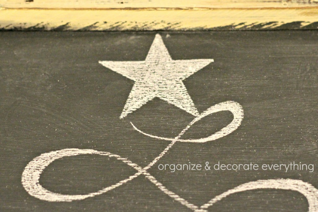 Christmas Tree Chalk Art 6.1
