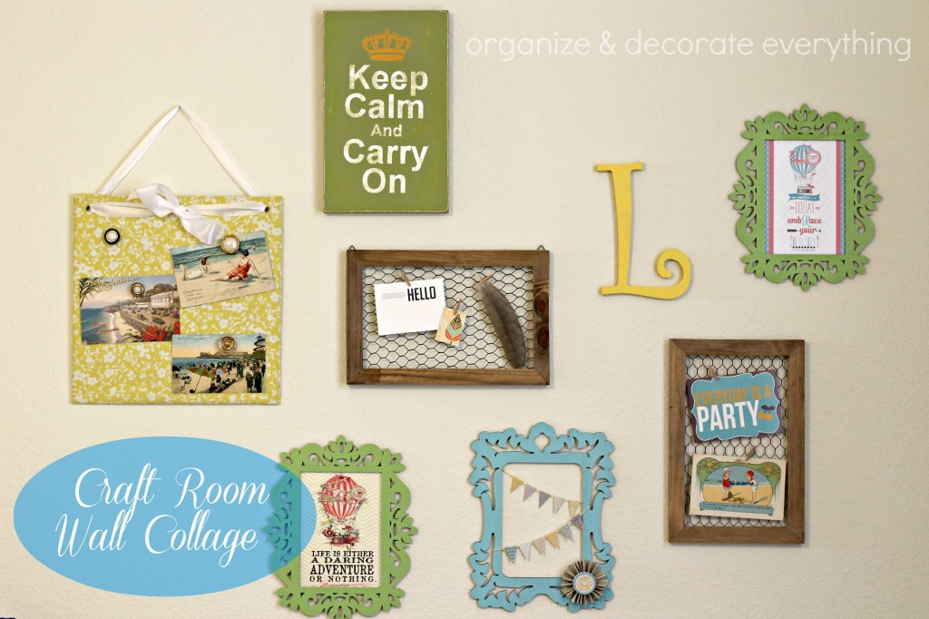 Craft room collage.1