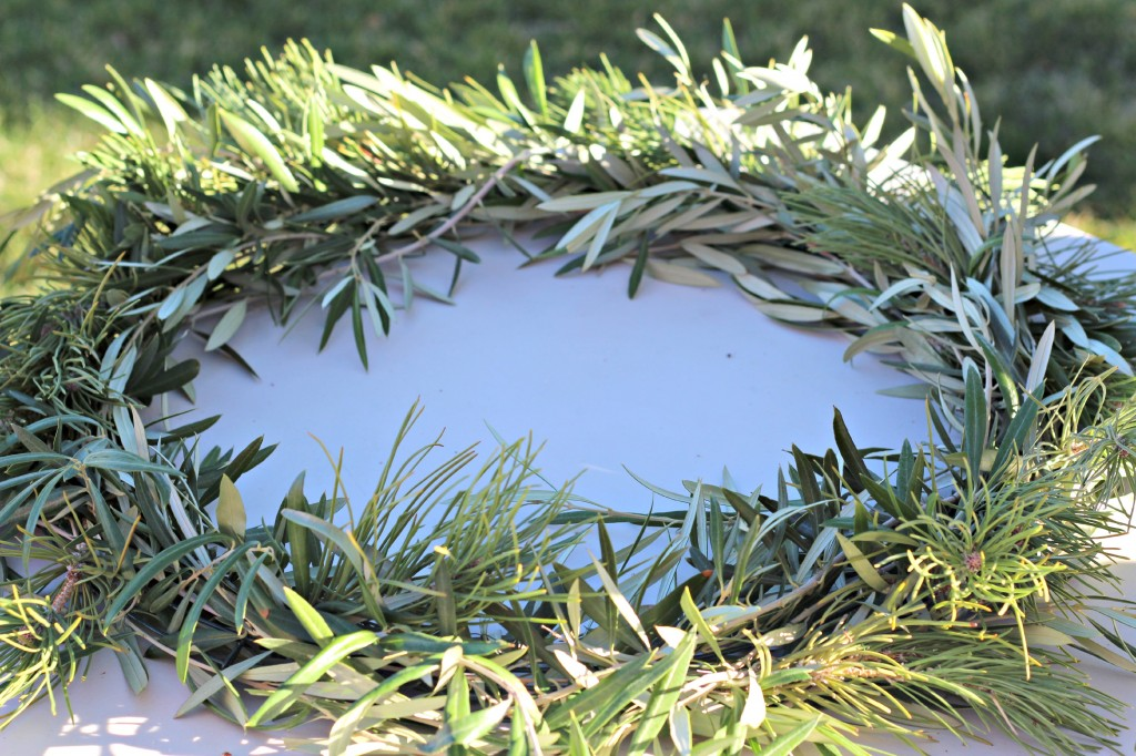 Natural Christmas Wreath 4