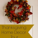 Thanksgiving Home Decor Tour