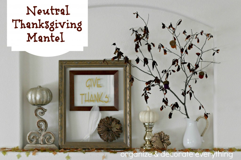 Thanksgiving mantel.1