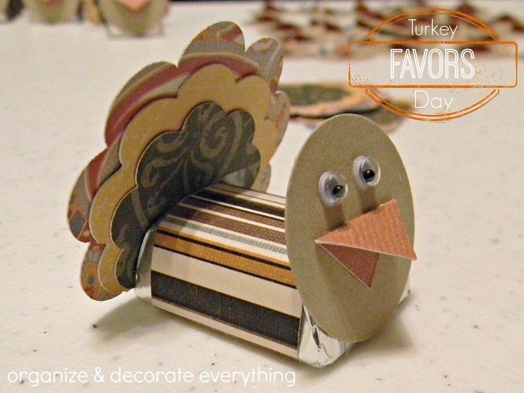 Turkey Day Favors