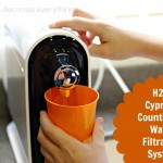 H20+ Countertop Water Filtration System