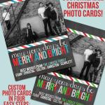 Christmas Card Template – Printables Contributor