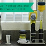 Clean Up with OXO