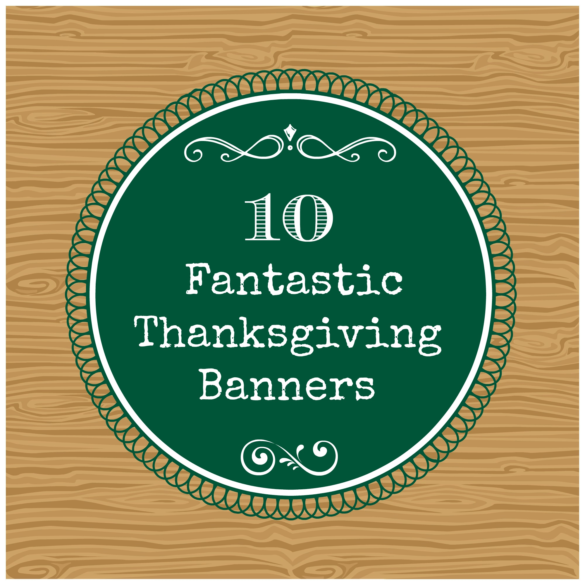 Thanksgiving Banner Thanksgiving banners