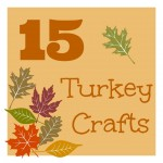 15 Turkey Craft Projects
