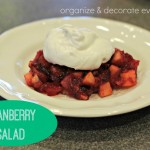 Cranberry Apple Salad