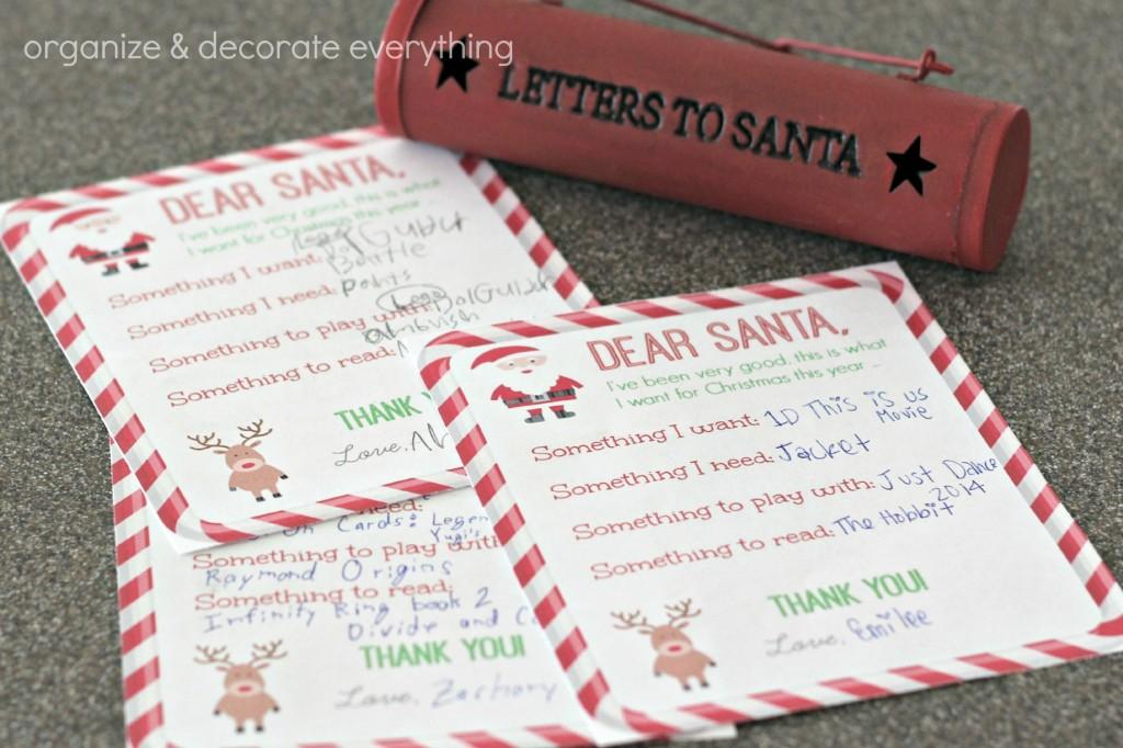 Dear Santa Letter.1