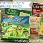 Taylor Your Meals With Frozen Foods