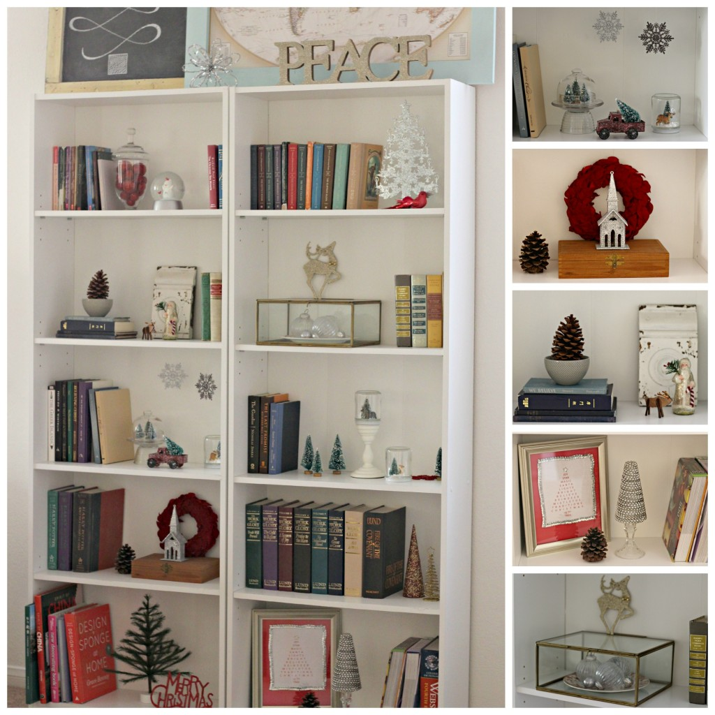 Home Tour Bookcase