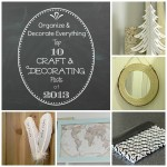 Top 10 Craft and Decorating Posts of 2013